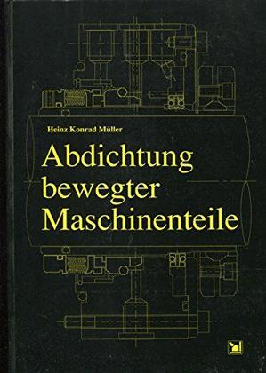 Buchcover Abdichtung bewegter Maschinenteile