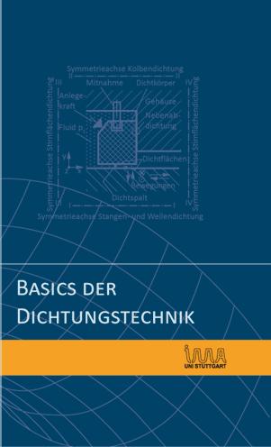 Buchcover Basics der Dichtungstechnik
